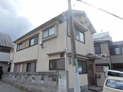 【外観】安岡寺1丁目2戸1貸家