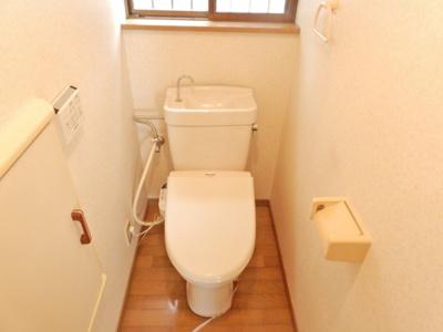 【トイレ】安岡寺1丁目2戸1貸家