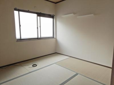 【寝室】安岡寺1丁目2戸1貸家