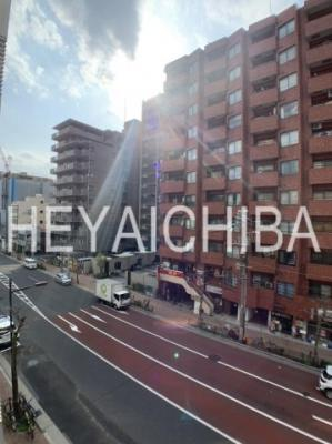 【展望】レジディア入谷