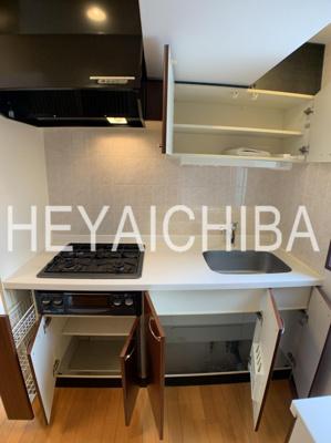 【キッチン】レジディア入谷