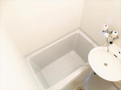 【浴室】レオパレスレイクサイド