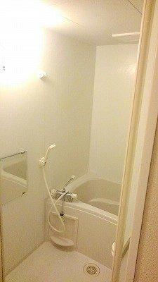 【浴室】レオパレスパークサイドヒル