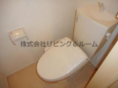 【トイレ】アルファード・C棟