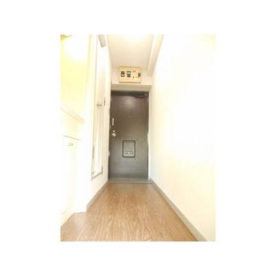 【玄関】ライオンズマンション文京第3