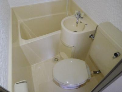 【浴室】シャトールヴィラ中野