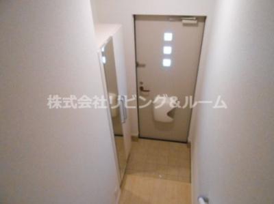【玄関】レジデンス オオギ・Ⅴ棟