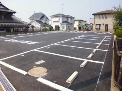 【外観】あかり中高津駐車場