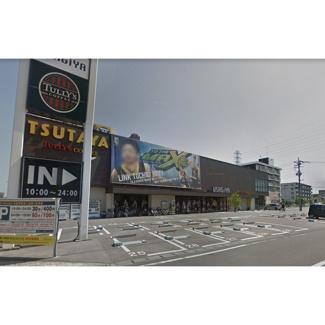 レンタルビデオ「TSUTAYA宇都宮駅東口店まで918m」