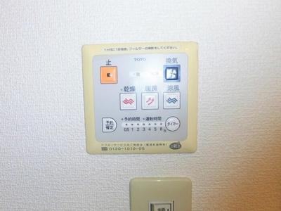 102 浴室換気乾燥機
