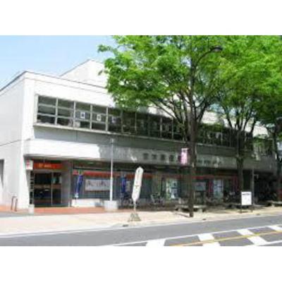 郵便局「志木郵便局まで758m」