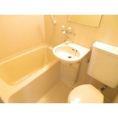 【浴室】メゾン・ユマニテ
