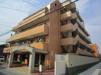 【外観】ライオンズマンション千本丸太町