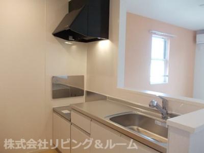 【キッチン】クリアネス三笠・Ⅲ棟