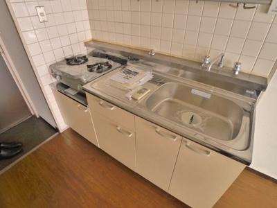 【キッチン】エクセルハイム駒沢