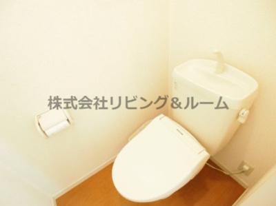 【トイレ】オークラ青山・C棟