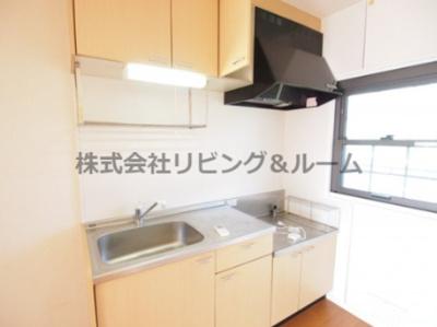 【キッチン】オークラ青山・C棟