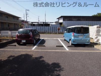 【駐車場】オークラ青山・C棟
