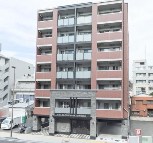 【外観】グローベル横浜天王町