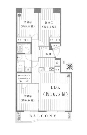 金沢シーサイドタウン並木2丁目第1住宅2の14号