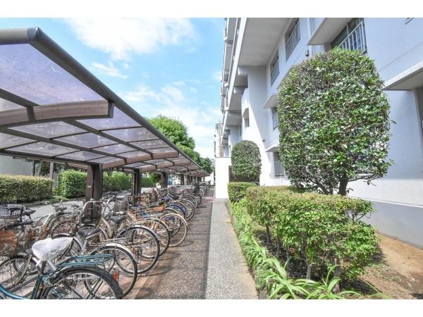 【駐輪場】金沢シーサイドタウン並木2丁目第1住宅2の14号