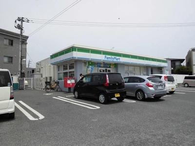 ファミリーマート広木町店まで600m