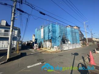 平塚市御殿3丁目 新築戸建 全2棟1号棟