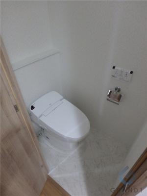 【トイレ】ヴィラ・リヴィエール