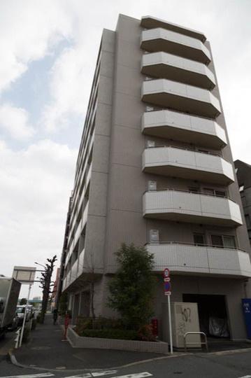 8階建て2階部分の北東向き 宅配ボックス・オートロック完備 大切なペットと一緒に暮らせます