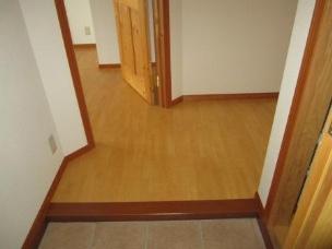 【玄関】プチメゾン二階堂