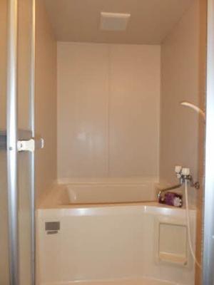【浴室】ファミール一柳 B棟