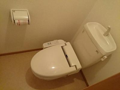 【トイレ】ハウスプリムローズ Ⅰ