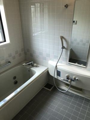 【浴室】つつじが丘北 中古戸建