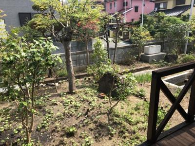 【庭】つつじが丘北 中古戸建