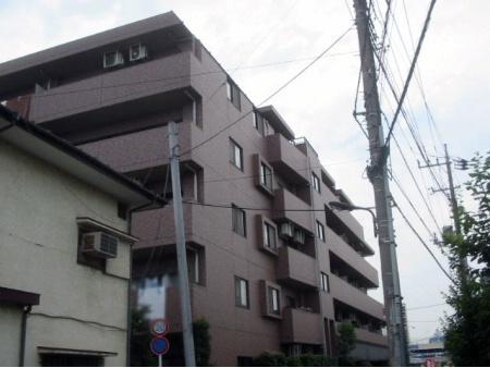 【外観】ライオンズマンション西新井大師第5