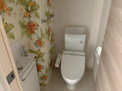 【トイレ】オースターアベリア