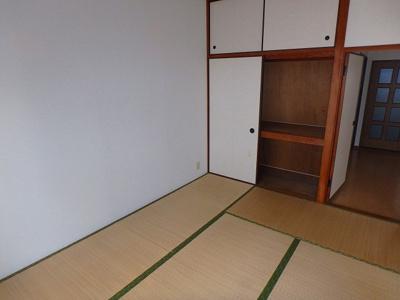 【収納】ハイツ京霧ヶ丘