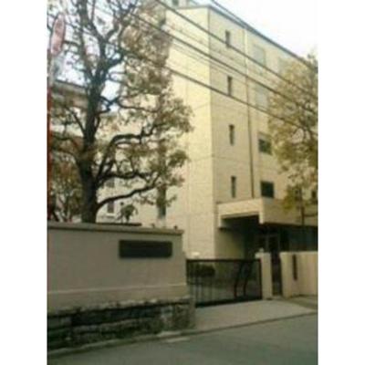 図書館「上智大学図書館石神井分館まで1431m」