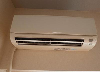季節を問わず快適に過ごせるエアコン完備。