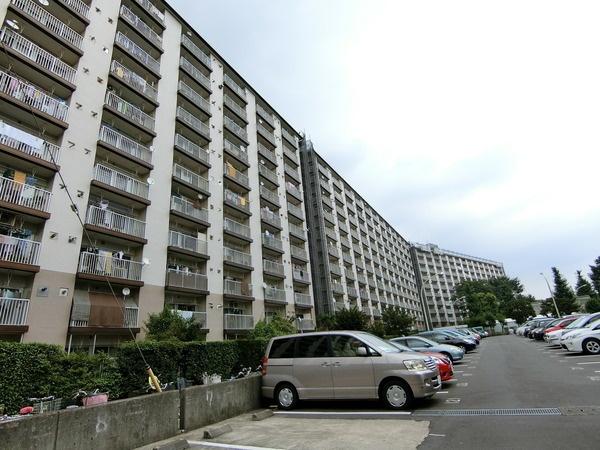 【外観】狛江ハイタウン2号棟