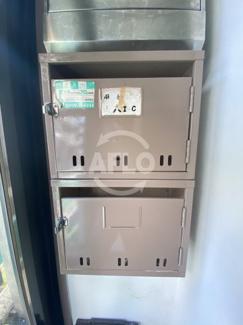 菅栄町住居付き店舗・事務所 メールBOX