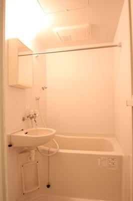 浴室乾燥付き