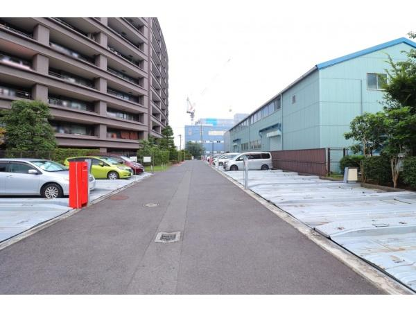 【駐車場】ナイスアークステイツ横濱中山