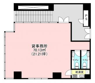 富澤ビル 2階店舗