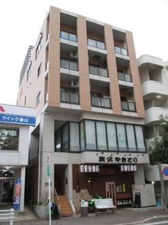 【外観】富澤ビル 2階店舗