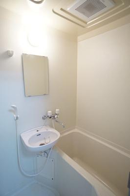 【浴室】サンアベニューⅠ