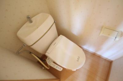 【トイレ】カサ・デ・プルメリア