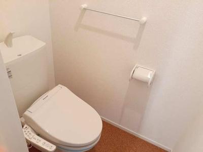 【トイレ】レジデンスミナミ