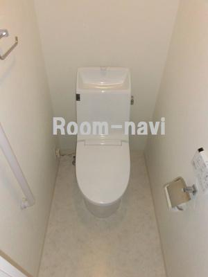 【トイレ】ファインクレスト入谷