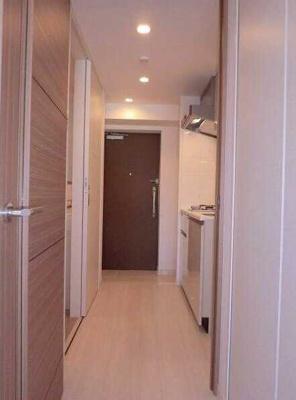 【玄関】フェニシア三軒茶屋 ペット飼育可 浴室乾燥機 独立洗面台